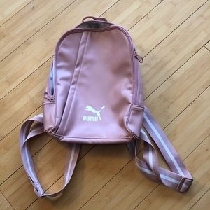 PUMA MINI BACKPACK GREAT FOR SCHOOL OR GYM